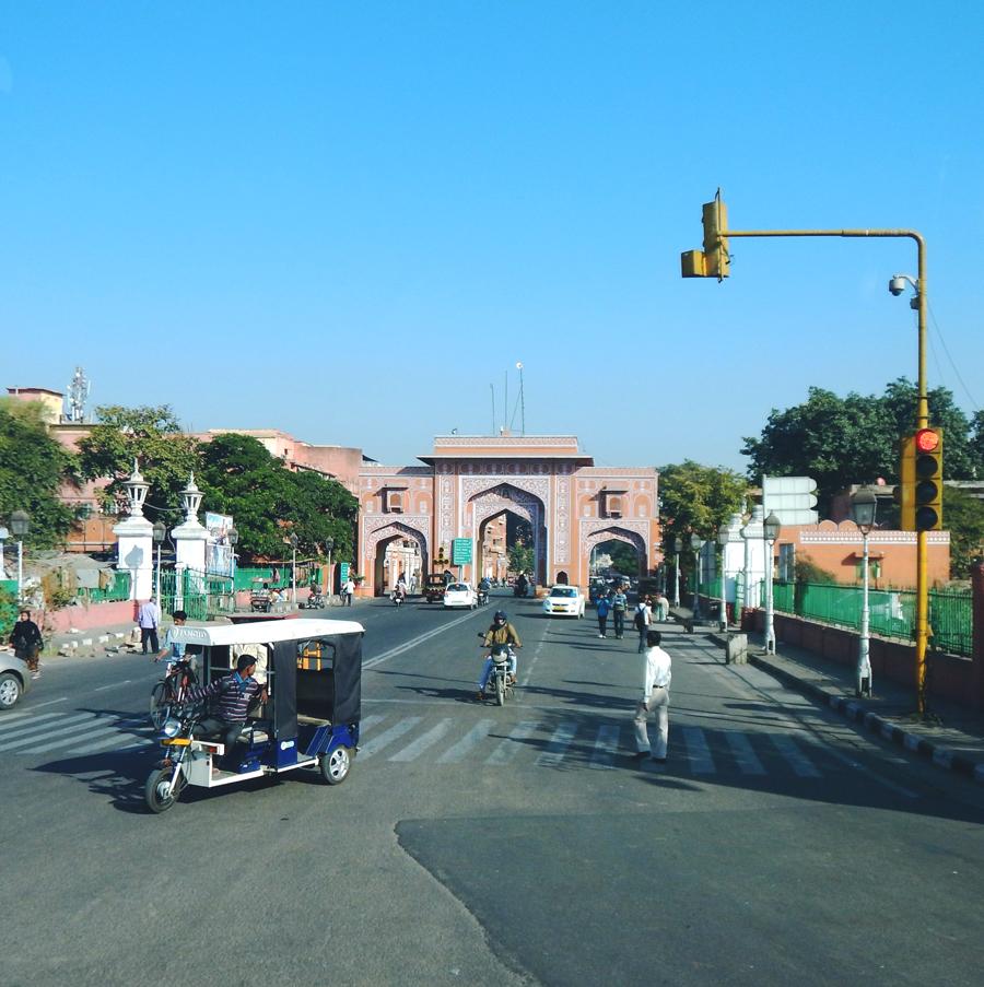 Jaipur calles